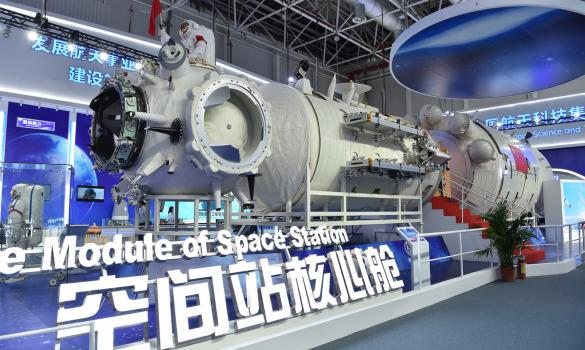 Eighteen proposals shortlisted for work on China's space station