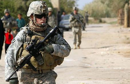 """美军高官为永久驻军伊拉克""""找理由"""""""