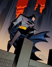 动画版蝙蝠侠