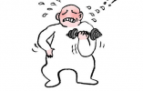 """""""等一朵花开——小林读书漫画展""""在温图开幕"""
