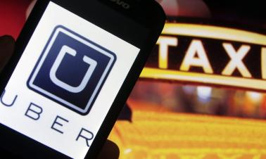 Uber eyes valuation topping $100 bln in IPO: sources
