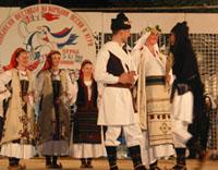 马其顿民间歌舞
