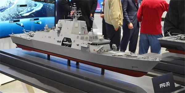 重启导弹护卫舰建造项目 美国海军作战思想有何变化?