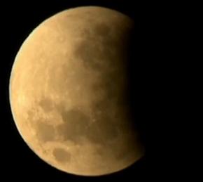 澳大利亚悉尼等地上演月偏食 下次观测预计要等到2021