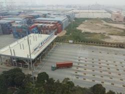 广州南沙保税港区