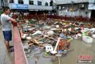 """台风""""安比""""预计今中午登上海 已撤离安置逾19万人"""