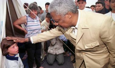 Professor Fu Jun: World will remember a great man like Annan