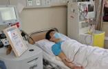 从造血干细胞到淋巴细胞 不到一年他做了两次勇敢的决定