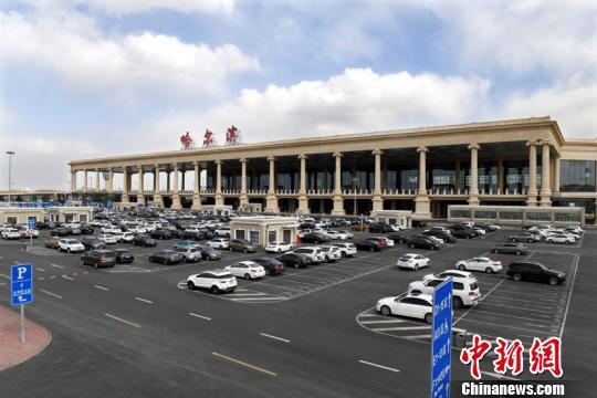 哈尔滨机场将启用冬航季航班时刻 周计划航班同比增4%
