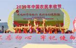 颂丰收为农民点赞!2019年南京江宁农民丰收节活动五彩纷呈