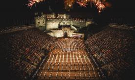 Royal Edinburgh Military Tattoo screened in China
