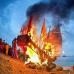 關於海上焚燒問題的決議