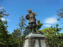 织田信长雕像