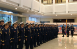 刚刚!浙江省消防救援总队举行挂牌仪式