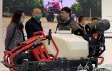 物联网养猪、农机自驾……高科技亮相第十八届农交会