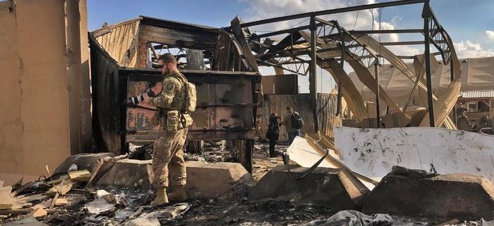 美媒:伊朗导弹袭击后 11名美国军人患脑震荡被送院