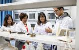 温大学生团队研发新型高端LED 打造舒适暖白光