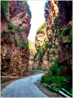 邢台大峡谷