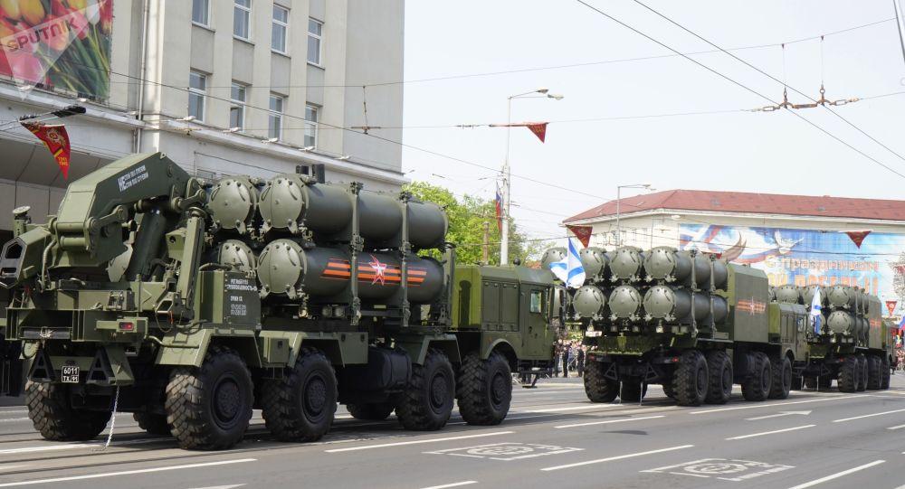 俄国防部:将有20多种新武器首次亮相胜利日阅兵