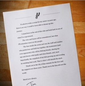 邓肯亲笔信