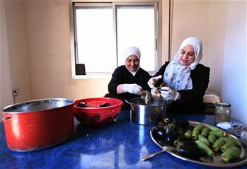 """""""达尼娅厨房""""的诞生——叙利亚家庭主妇创业记"""