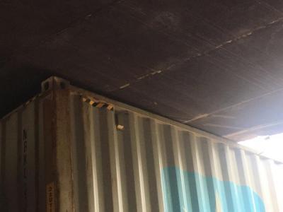 """集装箱货车卡桥洞 金丽温高速限高架被""""连根""""拨起"""