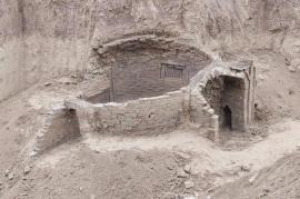 距今1000多年 衡水阜城发现唐代古墓