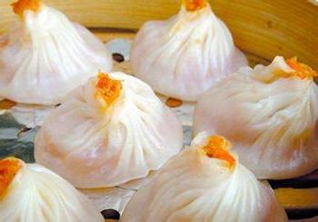 靖江蟹黄汤包