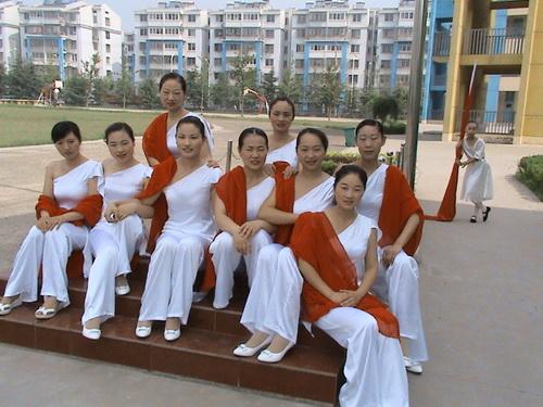 潘塘中心小学教师风采