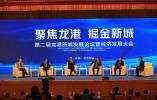 第二届龙港新城发展论坛暨经济发展大会召开
