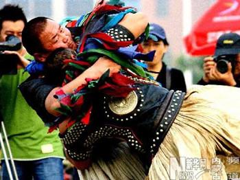 蒙古族传统体育