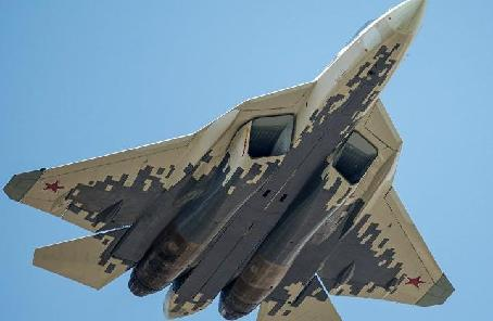 首批苏-57战机将于今年交付俄空天军