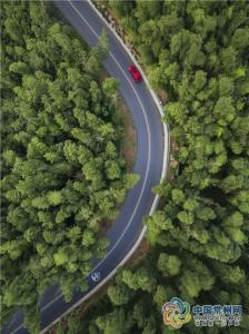 """溧阳""""1号公路""""瓦屋山线获评全国""""十大最美农村路"""""""
