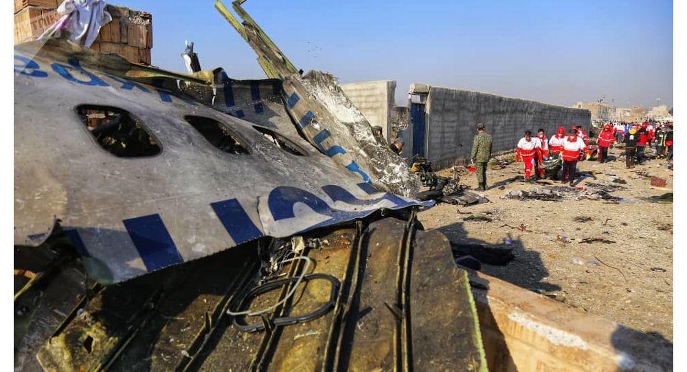 伊朗调查报告:乌克兰客机被两枚短程地空导弹击落