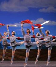 红色娘子军芭蕾舞