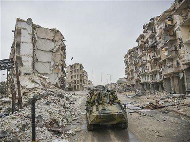 叙总统赞扬俄叙军事领域合作 称达到很高水平