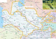 土库曼和乌兹别克