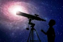 """地球可变身""""望远镜镜头"""""""