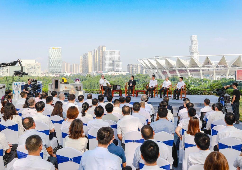 佛山:制造树立中国产业地标 央视《对话》聚焦转型升级