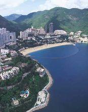 香港风光浅水湾
