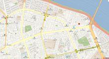 狎鸥亭位置及交通站点图