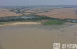 农业用水高峰期即将到来 洪泽湖水位跌至11.8米