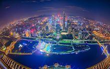 唐宋时期中国第一大港-广州
