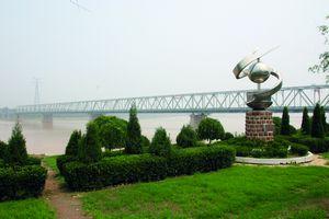 滨州黄河大桥6KM