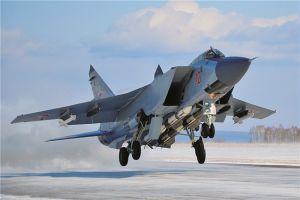 朝鲜米格31战斗机_米格-31战斗机图片 - 国搜百科
