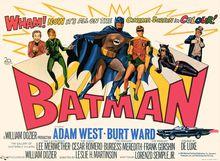 1966年蝙蝠侠电视剧
