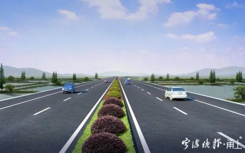 这条公路即将开建!宁海到三门主城区未来仅需半小时