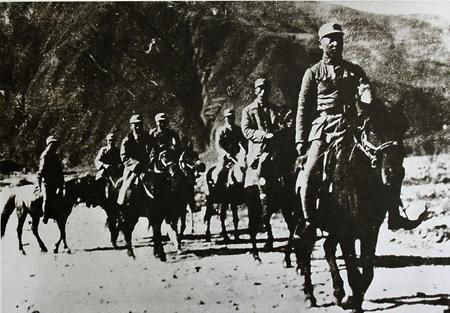 红军东征:百里黄河上的伟大斗争