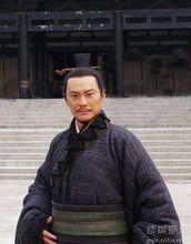王斑在《孔子》中饰演的叔孙武叔