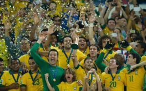 2013年巴西夺冠